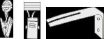 Akcesoria do szyn sufitowych