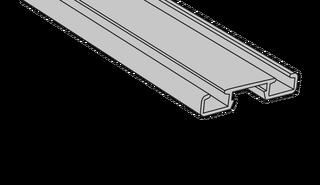 Szyny sufitowe aluminiowe
